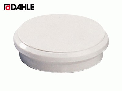Haftmagnet, 24mm, grau
