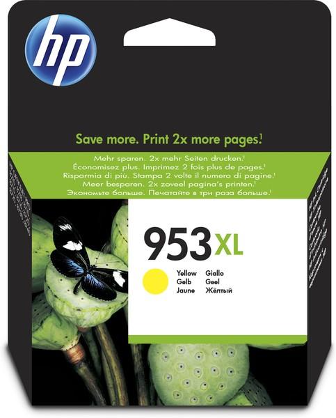 Tintenpatrone 953XL, gelb, OfficeJet Pro 8710