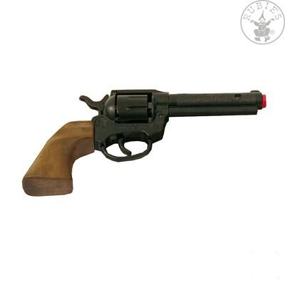 Revolver für 8-Schuss-Ring Munition, 17 cm,